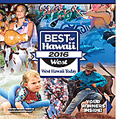 Best Of West Hawaii 2016