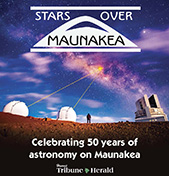 Stars Over Maunakea