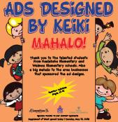 Keiki Designed Ads